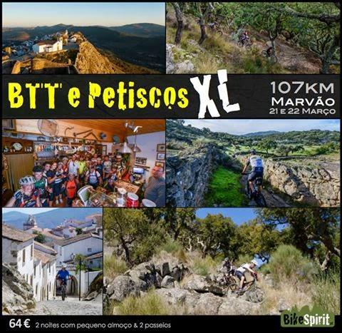 BTT-Petiscos