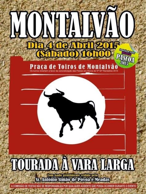 1MONTALVÂO-Tourada