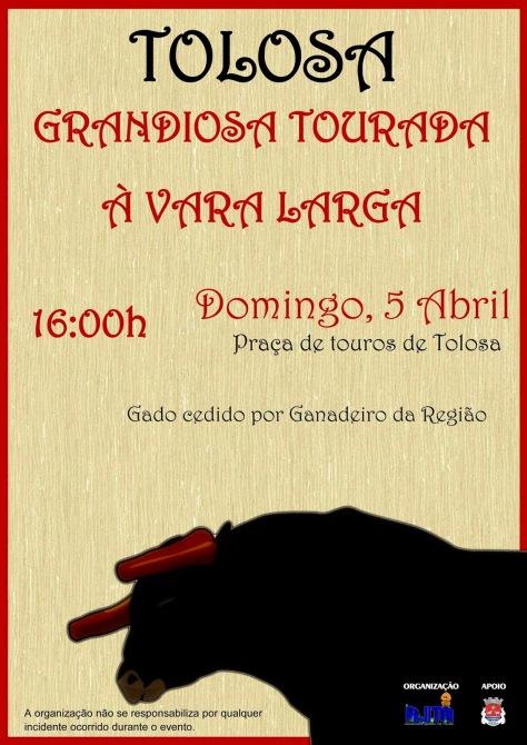 Tourada Tolosa