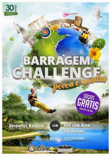 Barragem Challenge