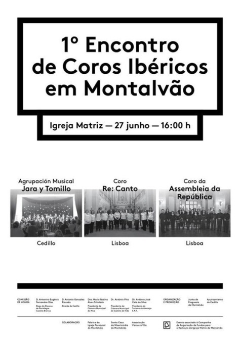 Encontro  de Coros Ibericos2