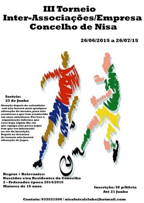 Futsal Torneio Interassociações - Empresas