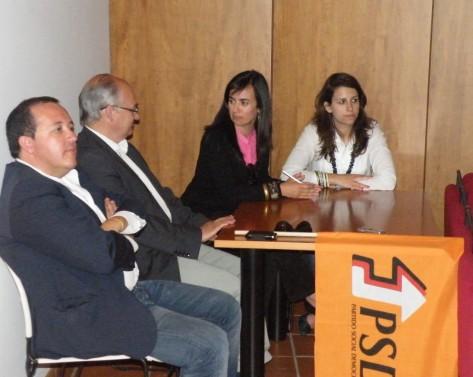 Roberto Grilo Arronches PSD - Legislativas 2011 -E. Moitas