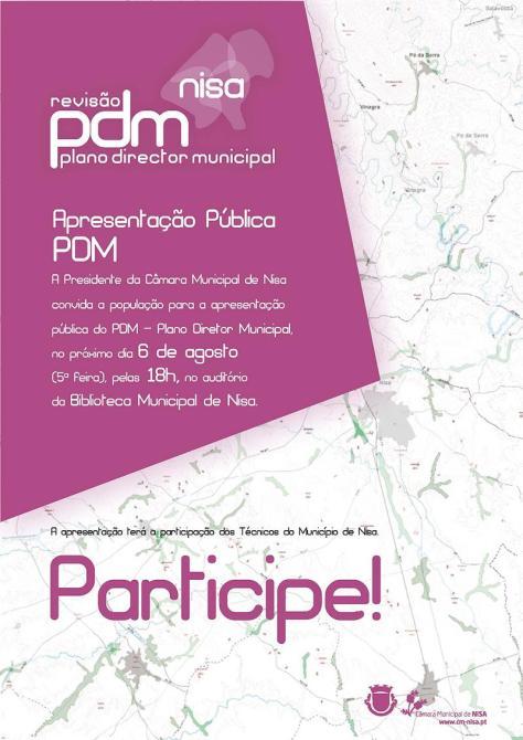 pdm apresentação publica pdm1