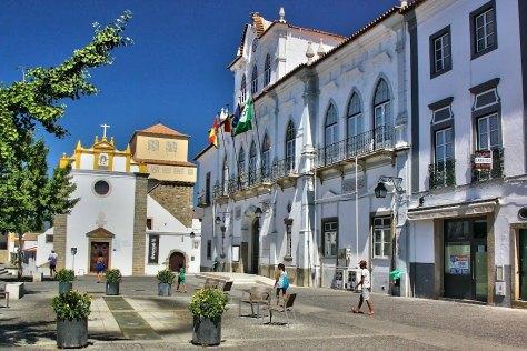 Câmara Evora