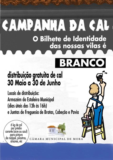 cartaz Cam Cal 2012 vector