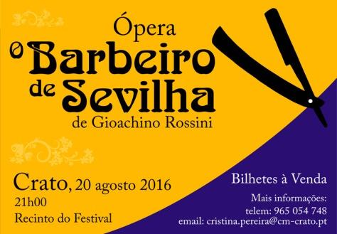 Opera Cartaz