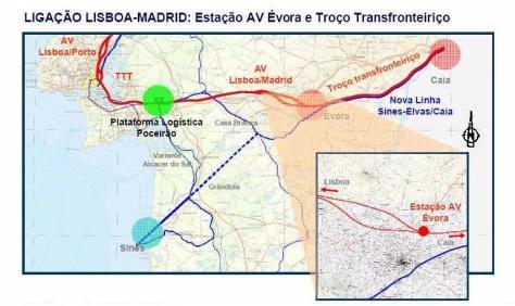 Elvas rede_ferroviaria