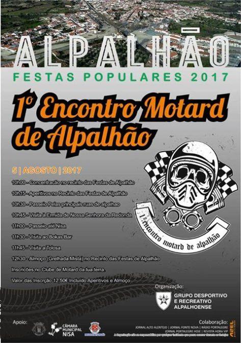 alpalhão encontro motard