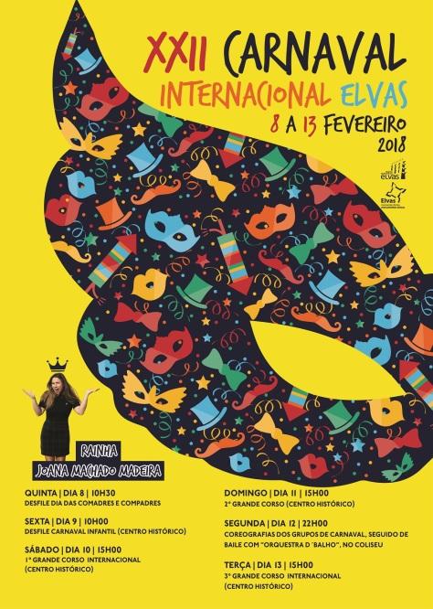 Carnaval Internacional de Elvas 2018