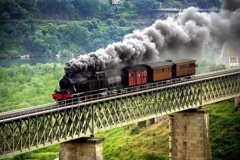 Douro comboiohistorico