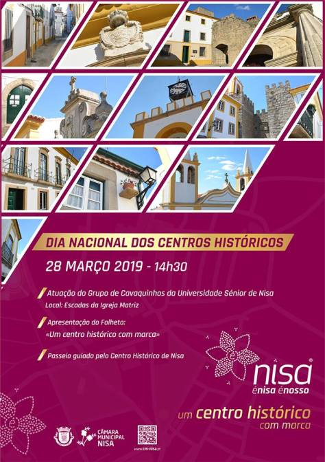 Nisa Centro Histórico