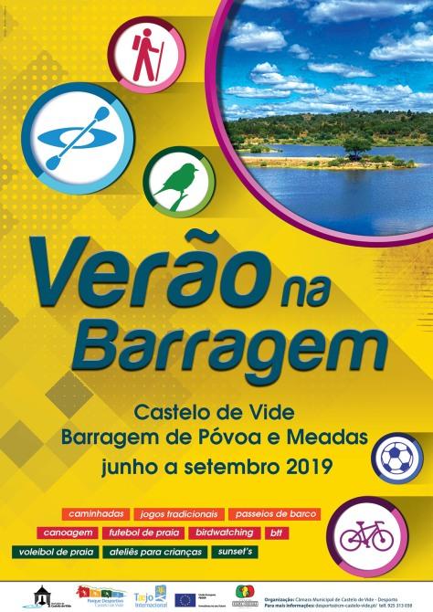 Castelo Vide Verão-na-Barragem_CARTAZ