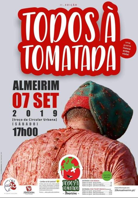 Almeirim tomatada