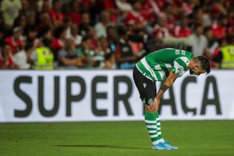 Benfica Lisbon vs Sporting Lisbon
