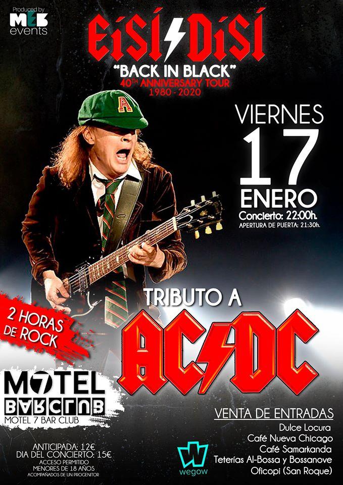 AC DC espanha