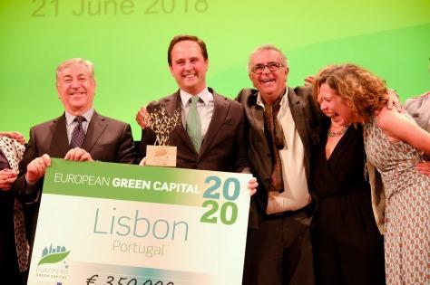 Lisboa green